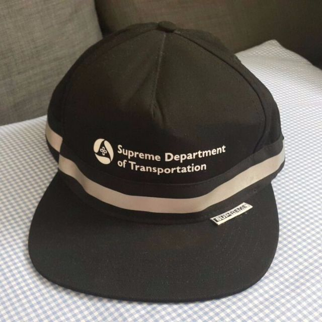 6fd4ceab Supreme Authentic Department Of transportation Reflective SnapBack Cap,  Men's Fashion, Accessories on Carousell
