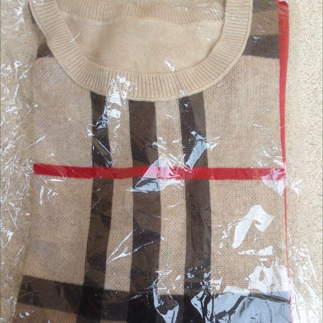 Reprice!! Sweater Burberry Premium Import