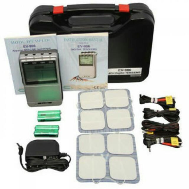 TENS Machine EV-906 Electronic Massager