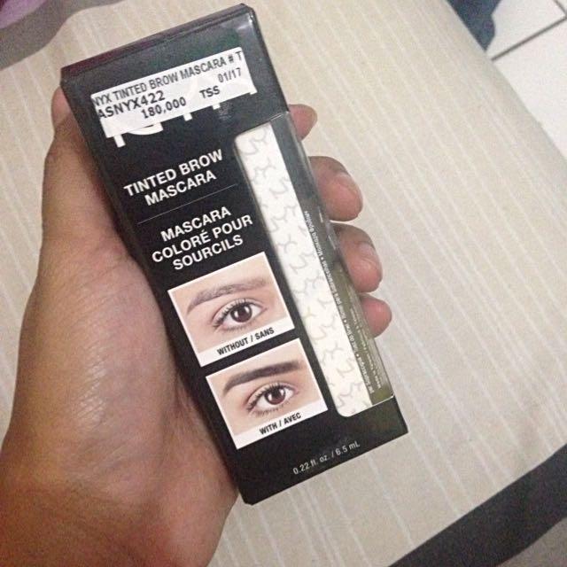 Tinted Brow Mascara NYX TBM05