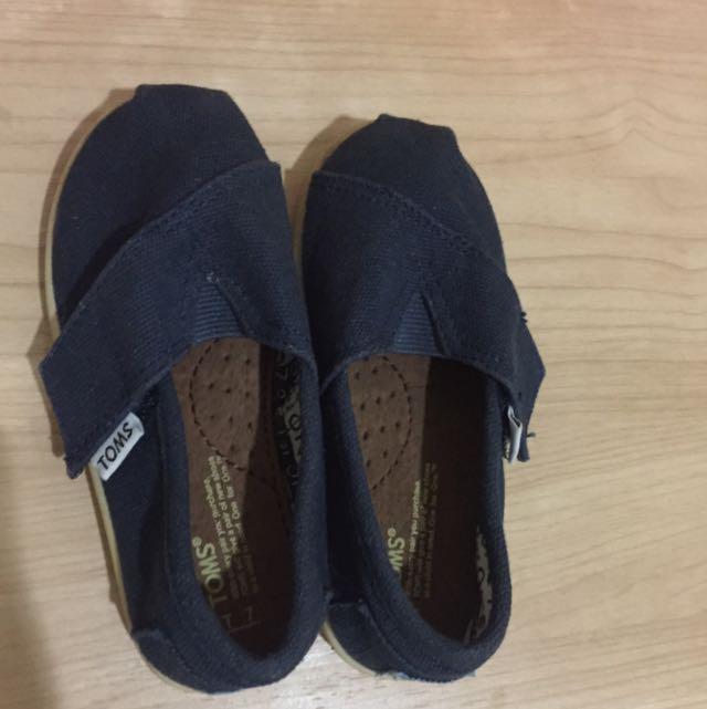 Toms Ori Size 23.5