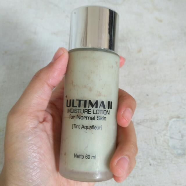 REPRICE - ULTIMA II Moisture Lotion (Base Make up)