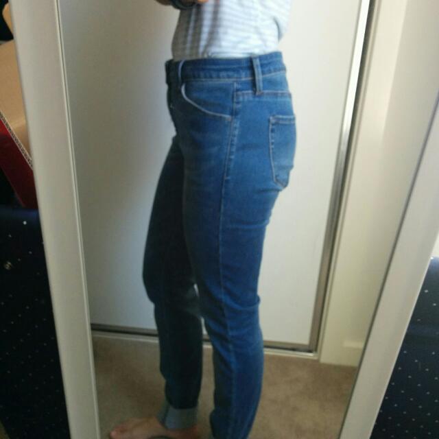 Uniqlo Stretch Jeans