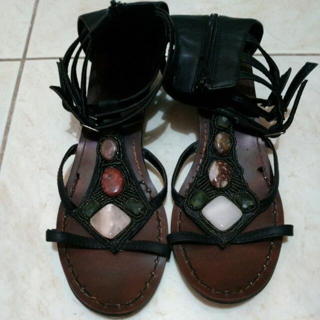 ***REPRICED***Wedge Sandals