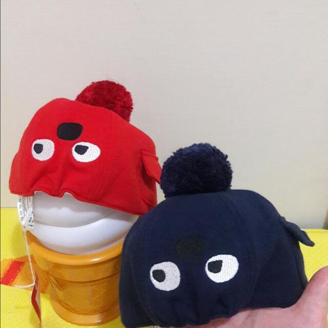 降!Why & 1/2 熊帽子