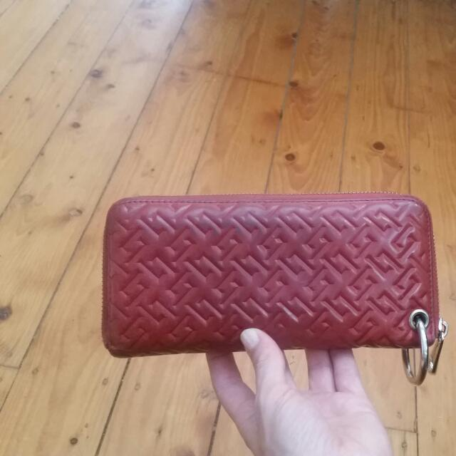 Wilson Leather Wallet
