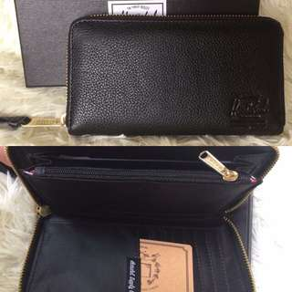 Herschel Leather Wallet