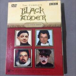 Blackadder Complete Boxser