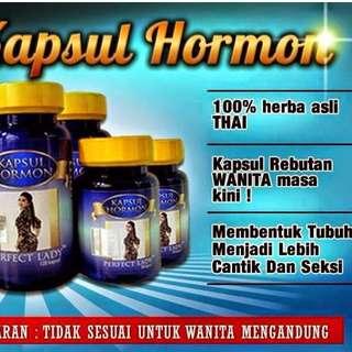 hormon capsule