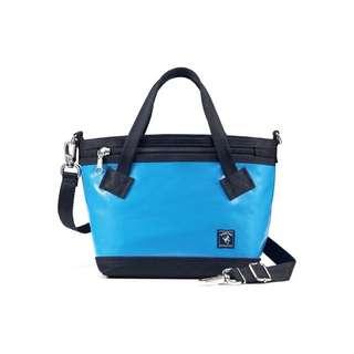 Porter International Lead Tote Bag (Blue)