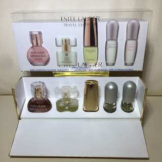 ESTEE LAUDER SPECIAL LIMITED EDITION PERFUME SET