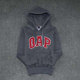 Gap帽T (灰)