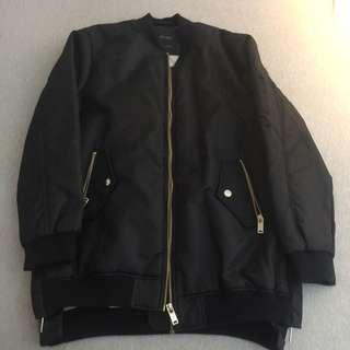 ZARA-Bomber Jacket