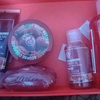 Body Shop Set