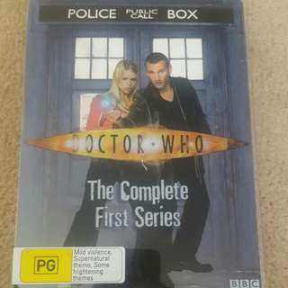 Doctor Who Complete First Series