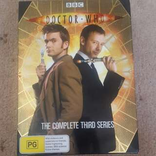Doctor Who Complete Third Series