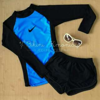 Nike I Rash Guard Set