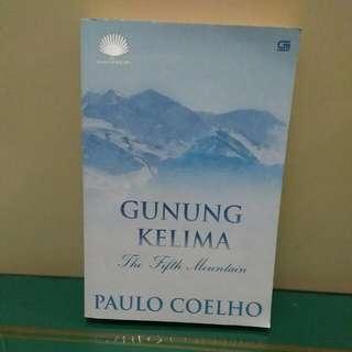 Novel - Gunung Kelima