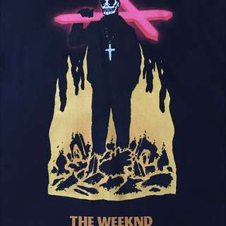 The Weeknd Pop Up Store Tee