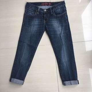 3/4 Jeans (logo Jeans)