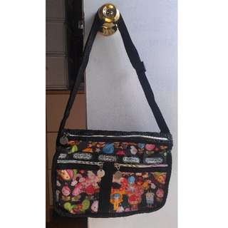 Tokidoki inspired crossbody bag shoulder bag straps cute kawaii