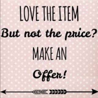 🔴Up to 50% Off On Most Items! Make An Offer!