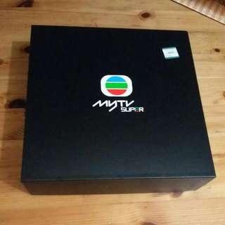 My TV super 機頂盒