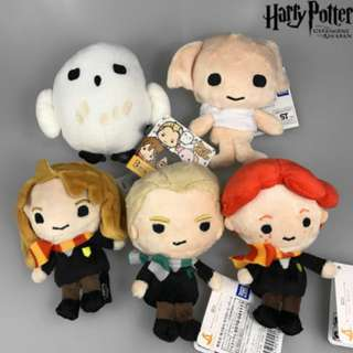 [FREE DELIVERY] Cute Harry Potter Plush Toy