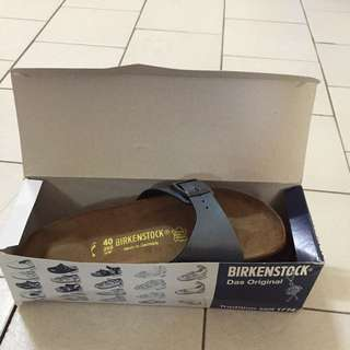 Birkenstocks Madrid Size 40
