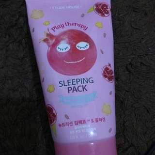 Etude Sleeping Mask