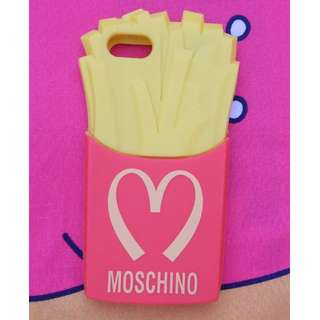 Moschino Softcase For Iphone 5/5S