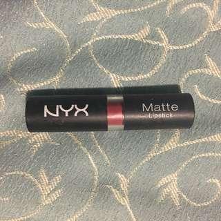 NYX Matte Lipstick - Eden