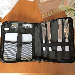 Picnic Set Of Cutlery