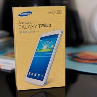Samsung Galaxy TAB 3 Wi-Fi (8GB)