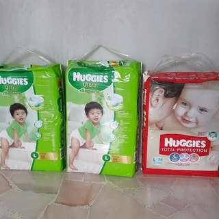 Huggies L