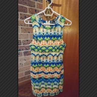 Brand New Pattern Dress
