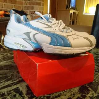 Brand New Puma Sneakers Lace Up