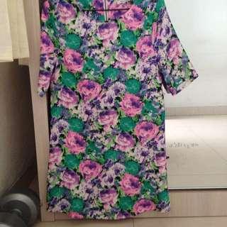 Valley Girl Pattern Dress