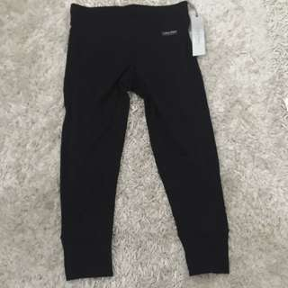 Calvin Klein Performance Black Bottoms