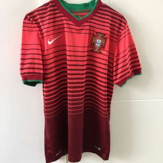 Multisex Portuguese World Cup Jersey