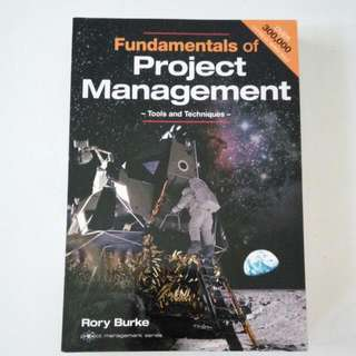 Fundamentals of Project Management by Rory Bourke
