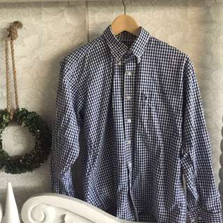Ralph Lauren Checkered Dress Shirt