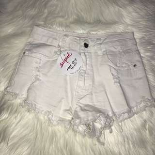 Supre Shorts Size 8