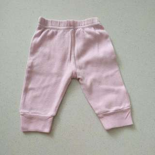 Baby Pants - Pink