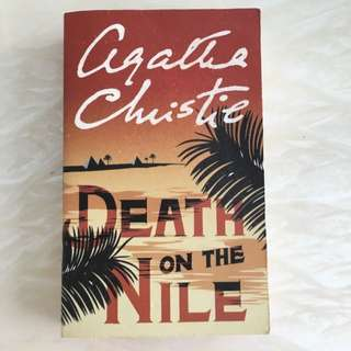 Agathe Christie - Death On The Nile