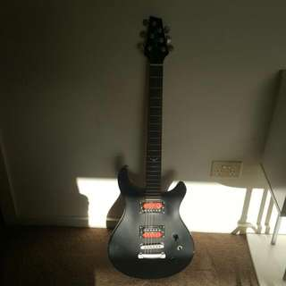 J&D Luthiers Electric Guitar