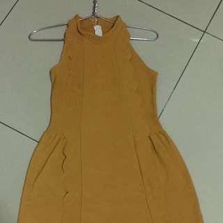Mini Dress Pastel
