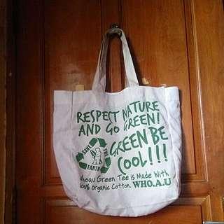 #tisgratis  Buat Yg Cinta Lingkungan,biar Gapake Plastik Shoping Bag Besar