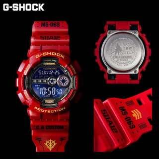 35 周年版馬沙專用 G-SHOCK