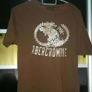 Authentic Abercrombie And Fitch Muscle Shirt